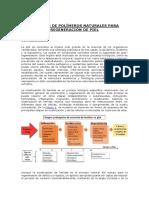 Apositos de polimeros