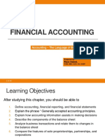 Financial Accounting -Chapter 1