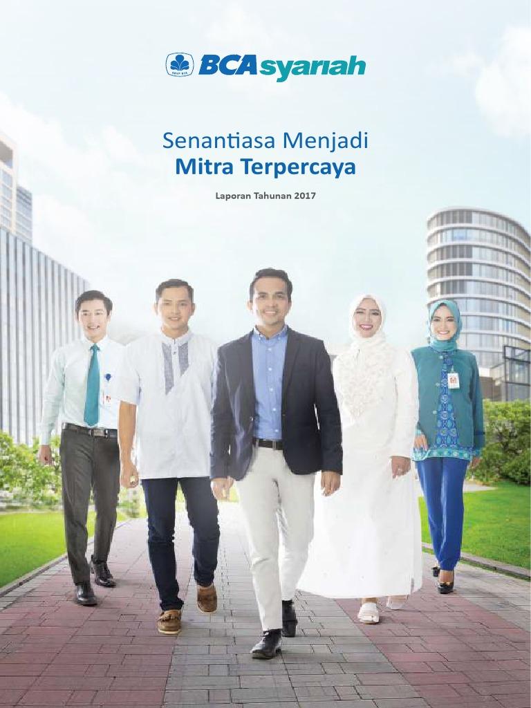 Annual Report 2017 Bca Syariah