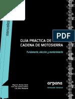 Manual de Cadenas de La Motosierra