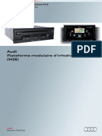 SSP 618 Plateforme Modulaire d'Infodivertissement