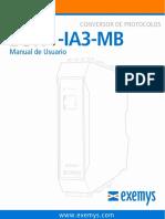 EGW1 Manual