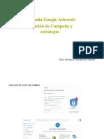 Campaña Google Ads. Nilza Maridueña