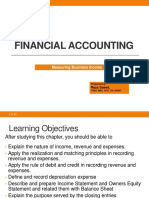 Financial Accounting -Chapter 3