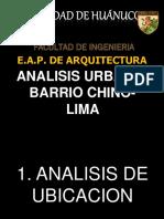DISEÑO ARQUITECTÓNICO BARRIO CHINO EN LIMA