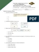 Guía Octubre Primaria 1°