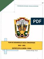 Pdc Distrito de La Union