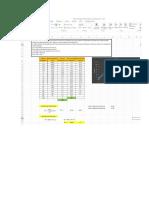 Distribucion de Bolas Capturas Excel