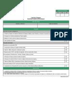 29FO Lista de Chequeo - Solicitud Gestión de Reclamos