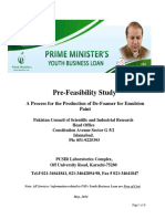 Production of De-Foamer for Emulsion Paint.pdf