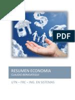 Resumen Economia - 2015 -1