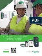 4 - Variacion de Velocidad y Arranque Motor Schneider Electric