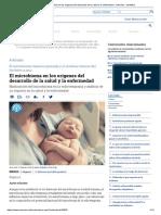 El microbioma en los orígenes del desarrollo de la salud y la enfermedad.pdf