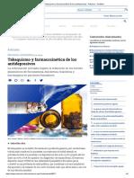 Tabaquismo y Farmacocinética de Los Antidepresivos