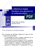 Biblioteca Digital Europea