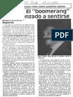 Edgard Romero Nava - Salarios El Boomerang Ha Comenzado a Sentirse - Notitarde 08.01.1990