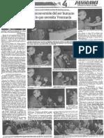 La Reconversion Del Ser Humano Es Lo Que Necesita Venezuela - Panorama 01.02.1990