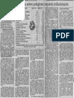 Edgard Romero Nava - Consecomercio Alerta Sobre Peligroso Repunte Inflacionario - El Nacional 01.06.1990