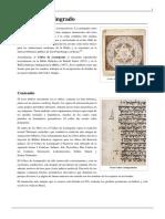 Códice de Leningrado o Codex Leningradensis o L o Firkovich B 19 - WKPD