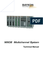MX08 Series Manual EN 110916 .pdf