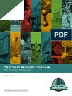 WW Neighborhood  Plan - Document
