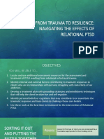 From Trauma to Resilience