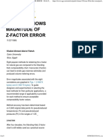Analysis Shows Magnitude of Z-factor Error - Oil & Gas Journal