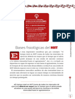 Capitulo 1. Bases Fisiologicas Del HIIT