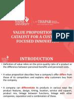 4 Value Proposition