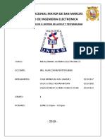 Informe Previo 3 - Avance