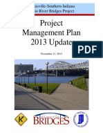 Ohio River Bridge Project Management Plan