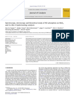 Spectroscopy, microscopy and theoretical study of NO adsorption on MoS2.pdf