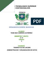 Org.basica de archivos