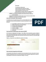 Resumen - Gestión de Proyectos de Desarrollo