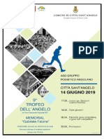 Trofeo Dell'Angelo 2019