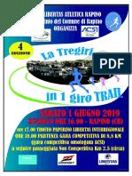 TRE GIRI Rapinesi 2019
