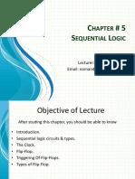 5 Sequential Logic Digital Logic Designing