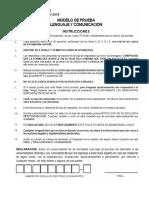 Alternativas Ensayo PSU 2003