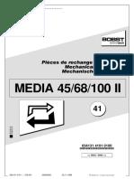 Catálogo Media 45, 68 e 100 I