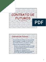 Mercado futuros, info básica