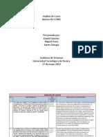 Taller 1 - Analisis de Casos Iso27001