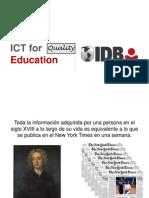 TICs en Educación v5 Eugenio Severin