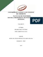 IIU - Actividades de Gestión de I+D+i