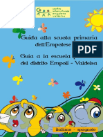 Guía a la escuela primaria del distrito Empoli - Valdelsa