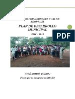 3138 Plan de Desarrollo San Jose de Ure