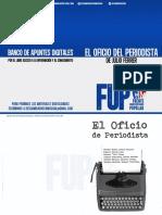 El Oficio de Periodista - Julio Ferrer