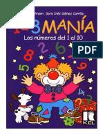 Libro Ejerciios Matematicos 1 Basico