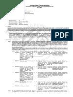 silabus de legislacion en ingenieria civil