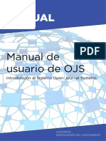 Manual de Usuario Administrador de OJS