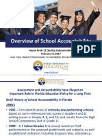 House Pre K 12 Quality Subcommittee Accountability and Assessment FINAL ..